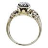 0.68 ct. Round Cut Bridal Set Ring, G, VS1 #2