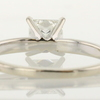 0.96 ct. Round Cut Solitaire Ring #4
