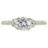 0.62 ct. Round Cut Solitaire Ring, G, VS1 #3