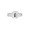 2.0 ct. Emerald Cut Bridal Set Ring, K, VS1 #3