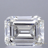 1.27 ct. Emerald Cut Solitaire Ring, J, VS1 #1