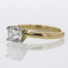.98 ct. Round Cut Solitaire Ring #4