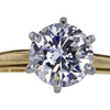 2.07 ct. Round Cut Solitaire Ring #1
