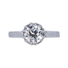1.21 ct. Round Cut Solitaire Ring, J, SI1 #3