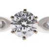 1.01 ct. Round Cut Solitaire Ring, G, SI2 #4