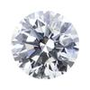 .97 ct. Round Cut Loose Diamond, H, SI1 #1