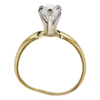 1.02 ct. Marquise Cut Solitaire Ring, F, VS2 #4