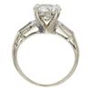 1.95 ct. Round Cut 3 Stone Ring, I-J, I2 #3