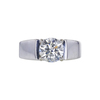 1.24 ct. Round Cut Solitaire Ring, I, I2 #3