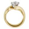 1.02 ct. Round Cut Solitaire Ring, D, VS1 #3