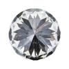 1.06 ct. Round Cut Bridal Set Ring, K, SI2 #2