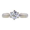 0.83 ct. Round Cut Solitaire Ring, I, VS1 #3