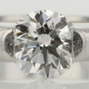 1.02 ct. Round Cut Bridal Set Ring #3