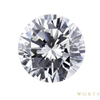 1.02 ct. Round Cut Solitaire Ring, H, I1 #1