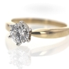 .84 ct. Round Cut Solitaire Ring #2