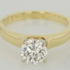 1.61 ct. Round Cut Solitaire Ring #2
