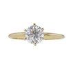 1.05 ct. Round Cut Solitaire Ring, G, I1 #3