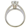 1.86 ct. Round Cut Solitaire Ring, J, SI2 #3