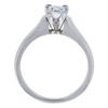 0.75 ct. Princess Cut Solitaire Ring, G-H, VS1-VS2 #3