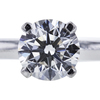 1.34 ct. Round Cut Solitaire Ring, G, VS1 #4