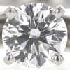 .77 ct. Round Cut Solitaire Ring #4