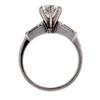 1.14 ct. Round Cut 3 Stone (Uniform) Ring #3