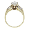 1.36 ct. Marquise Cut Solitaire Ring, H, SI1 #4