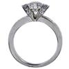 0.74 ct. Round Cut Bridal Set Tiffany & Co. Ring, F-G, VVS2-VS1 #3
