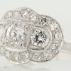 0.68 ct. Round Cut 3 Stone Ring #3