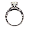 2.00 ct. Round Cut Solitaire Ring #4