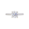1.35 ct. Round Cut Solitaire Ring, H, SI1 #3