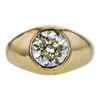 2.55 ct. Round Cut Solitaire Ring, M-Z, VS2 #3