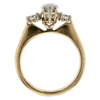 1.28 ct. Marquise Cut 3 Stone Ring #2