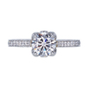 1.17 ct. Round Cut Solitaire Ring, D, VS1 #2