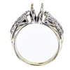 1.00 ct. Round Cut Bridal Set Ring #2