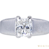 1.50 ct. Radiant Cut Solitaire Ring, G, VS2 #3