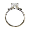 1.15 ct. Round Cut Bridal Set Ring #3