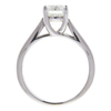 1.0 ct. Round Cut Solitaire Ring, I, I1 #4