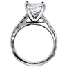1.90 ct. Princess Cut Solitaire Ring, F, VS1 #2
