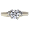 1.03 ct. Round Cut Ring, F, SI1 #3