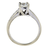 0.87 ct. Round Cut Solitaire Ring, I-J, SI2 #3