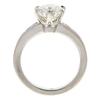 1.51 ct. Round Cut Bridal Set Ring, G, VS1 #4