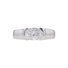 1.16 ct. Oval Cut Solitaire Ring, D, VS1 #4