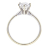 1.18 ct. Oval Cut Bridal Set Ring, I, VS2 #4
