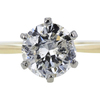 2.00 ct. Round Cut Solitaire Ring #2