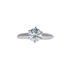 1.21 ct. Round Cut Solitaire Ring, H, SI2 #3