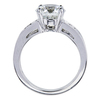 2.34 ct. Round Cut Solitaire Ring, G, VS2 #2
