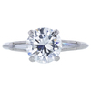 1.87 ct. Round Cut Solitaire Ring, I, SI1 #3