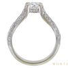 1.00 ct. Round Cut Solitaire Ring, I-J, SI1-SI2 #3