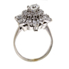 0.7 ct. Round Cut Right Hand Ring #4